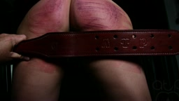 Submit to Authority - Heavy Strapping Corporal Punishment - 5 Girls Disciplined
