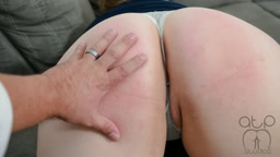 Well Behaved Housewife is Spanked Daily OTK