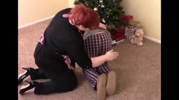 Christmas snooping gets a spanking