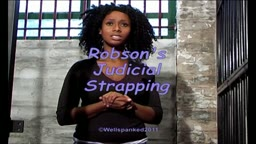 Robson's Judicial Strapping