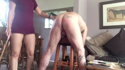 A Caning By Request