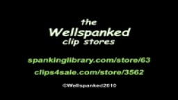 Lucy's Spankings 03 from Wellspanked