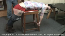 Jess' Caning - Preview