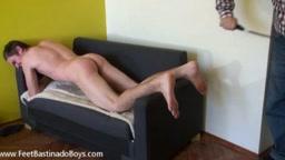 KUBA SM. (feet and spanking)