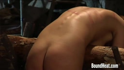 Lesbian Slave Bound And Whipped To Tears... BoundHeat