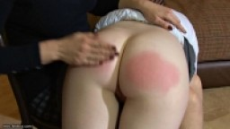 Bared And Spanked By Miss Simpson