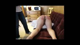 FM - Carpet Beater Spanking