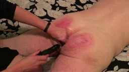 "Ken's Private ""After Spanking"" Bound Punishment"