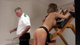 Nici Dee Prison whipping - SpankingServer