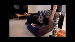 Live Cam Birthfay Spanking