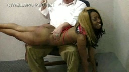 Reform School Girls: Britney (Spanked and Analized)