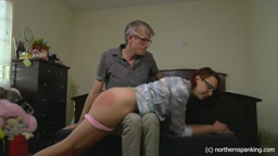 Anabelle Gets A Spanking 2