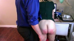 Office Provocateur Punished Severely (NONSEXUAL BOTTOM CAM VERSION PART ONE OF TWO - FREE SAMPLE IN 1920 x 1080 HD)