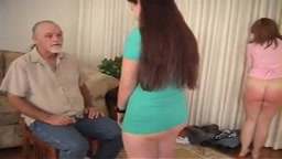 Spanked Sisters : My Turn