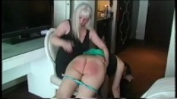 Sarah's Spring Break Spankings