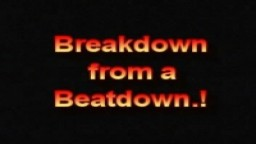 Breakdown part 2