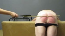 caned my slave