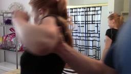 Stevie Rose Spanked, Soaped, & Spanked Again (& Anna Spanked too)! - Teaser #2