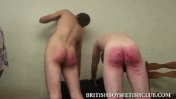 Twinks caned