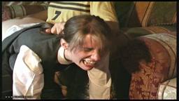 The Very Naughty Schoolgirl - Caned Schoolgirl