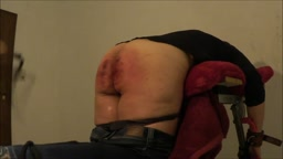 Just a good and needed spanking