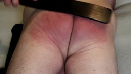variety of leather instruments collection - spankablebutt disciplined by strictnedad, Spanker1414