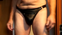another teaser - underwear self discipline requested by Sir Alex
