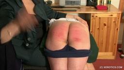 Induction of Kayla - Spank My Bottom