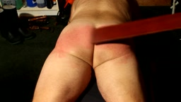 prison strap collection - m2mcpsub receives States prison straps from spankablebutt - shared experience by spankablebutt
