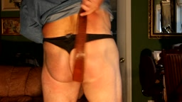 workman's belt - a request - take 2 - thong