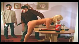 Dirty Girls - Caned School Girl