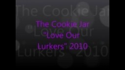 The Cookie Jar Love Our Lurkers 2010