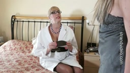 Louse Burton A much needed Punishment  ALL FILMS IN OUR SPANKING LIBRARY