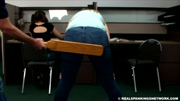 Two Girls Paddled - Oct 25, 2017 Update