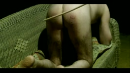 SPANKING CAMP 2 CANED AT POOL