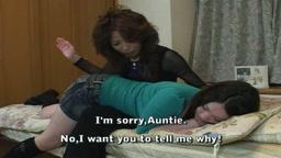 Over Aunt's Knee