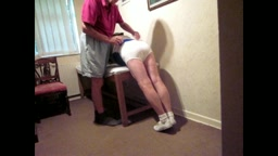 Caning in sports kit