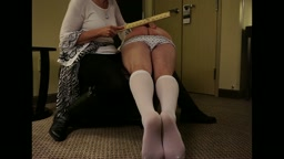 FM - Spanked in Panties - Part 2