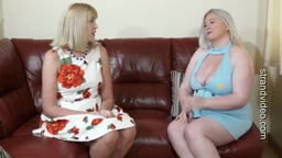 Katie, interview and spanking