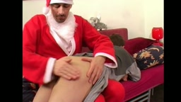 Santa Claus is Coming to Spank