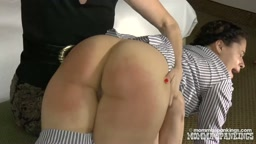 Lying Daughters Get Spanked Preview clip