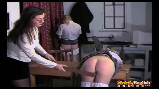 Catherine corbett spank