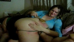 K's longest spanking
