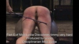Part 6(last) of Miss Lydia Disciplines timmy really hard
