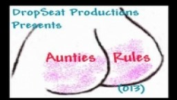 Aunties Rules :  Helena's Hard Spanking