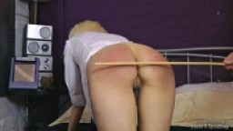 Caned for being Absent
