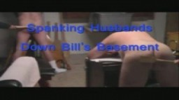 Spanking Husbands Down Bill's Basement