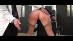 Spanking Nurse Lacy