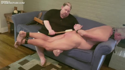 Mature spanking tube