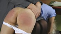 Spanked for Scrumping